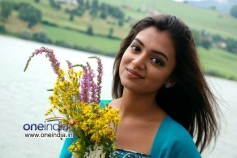 Nazriya Nazim pictures from Naiyandi Movie