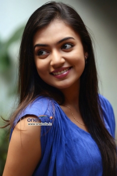 Nazriya Nazim still from Naiyandi Movie
