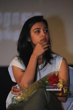 Radhika Apte at the All in All Azhagu Raja Audio Launch
