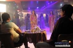 On location shoot of film Mumbai Can Dance Saala