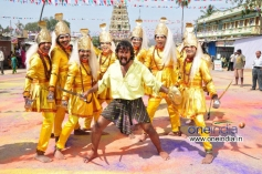 Paartha in Film Kwatle
