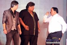 Paras Arora and Ganesh Acharya at Music launch of film Rajjo