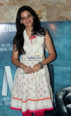 Prabhleen Sandhu at Special screening of film Shahid