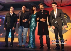 Press conference of Star Plus TV Nach Baliye Season 6