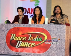 Press meet of Dance India Dance (DID) season 4