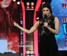 Priyanka Chopra promotes Krrish 3 at Bigg Boss 7