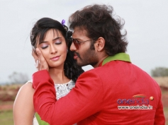 Radhika Pandit and Sumanth Shailendra in Kannada Movie Dilwala