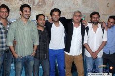 Raj Kumar Yadav along with the celebs present at Special screening of film Shahid