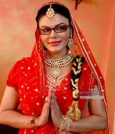 Rakhi Sawant in Kannada Film Rangan Style