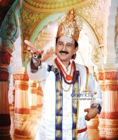 Ramesh Aravind in Film Mahasharana Haralayya
