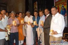 Ramesh Aravind at Mahasharana Haralayya Film Audio Release