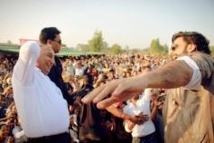 Ranveer Singh promotes Ram Leela at ITFT College in Chandigarh