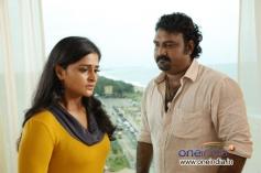 Remya Nambeesan and Shankar Ramakrishnan in Malayalam Movie Nadan
