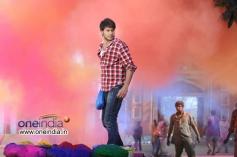 Sandeep Kishan in Venkatadri Express