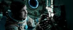 Sandra Bullock still from film Gravity
