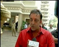 Sanjay Dutt Returns From Jail