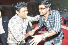 Selva Raghavan and Harris Jayaraj at Varna Audio Launch