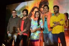 Shahid Kapoor, Sonakshi Sinha, Sonu Sood and Prabhu Deva at R... Rajkumar film Trailer launch