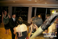 Shahrukh Khan Being Warmly Welcomed With a Traditional Maori Greeting