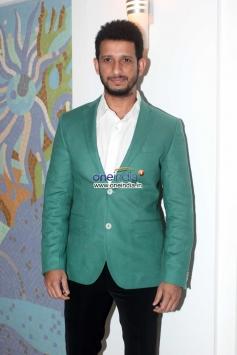 Sharman Joshi at Success party of film Grand Masti