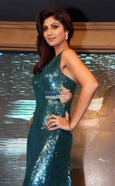 Shilpa Shetty at Star Plus Nach Baliye 6 press meet