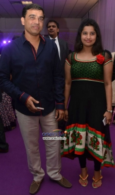 Dil Raju at Food for Change Charity Show