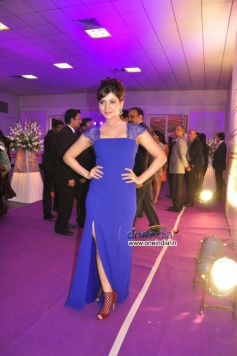 Samantha at Food for Change Charity Show