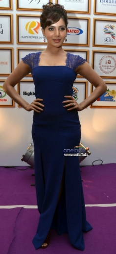 Actress Samantha at Food for Change Charity Show