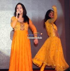 Singer Bela Shende at Music launch of film Rajjo