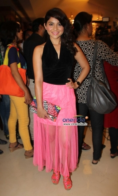 Sonalee Kulkarni at Success party of film Grand Masti
