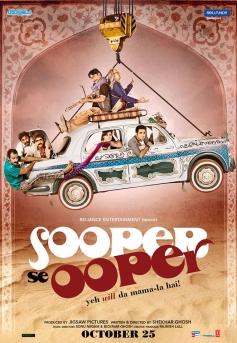 Sooper Se Ooper poster 02