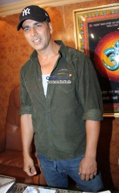 Special Screening of film Boss for actor Akshay Kumar at Gaiety Galaxy