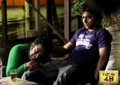 Sreejith Ravi in Malayalam Movie Flat No. 4B