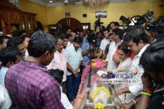 Srihari Death Condolence Meet