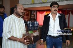 Srikanth at Film Malligadu Marriage Bureau Press Conference