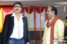 Srikanth at Malligadu Marriage Bureau Press Meet