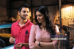 Srikanth and Sunaina in Nambiyaar Movie