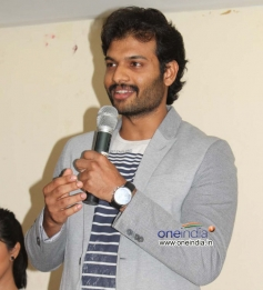 Sumanth Shailendra at Dilwala Film Success Meet