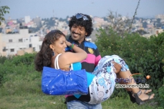 Surya and Narona in Kannada Film Nimhans