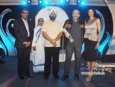 Sushmita Sen during the Mother Teresa Memorial Award 2013