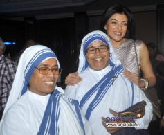Sushmita Sen nominated for Mother Teresa Memorial Award 2013