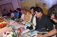 Tara, Darshan, Ramesh Aravind at Life 360 Magazine Launch