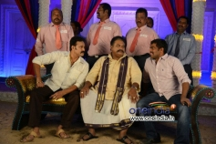 Telugu Movie Bhai Working Stills