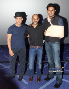 Trailer launch of film Dhoom 3
