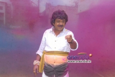 Umesh Banakar at Majestic Express Kannada Movie Launch