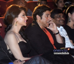 Urvashi Rautela and Sunny Deol at music launch of film Singh Saab The Great