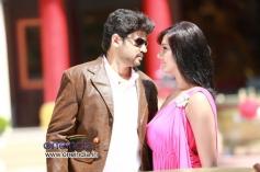 Vasanth & Pragna in Movie Hara