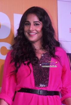 Vidya Balan at trailer launch of film Shaadi Ke Side Effects