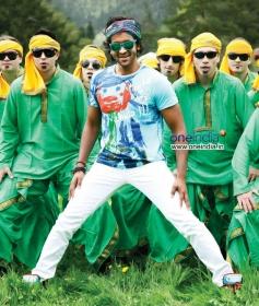 Vishnu Manchu in Telugu Movie Doosukeltha