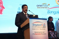 Vote of Thanks by Shri P.K. Das, Director STPI